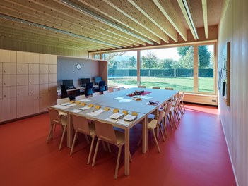 Primary School Höchst - conference room