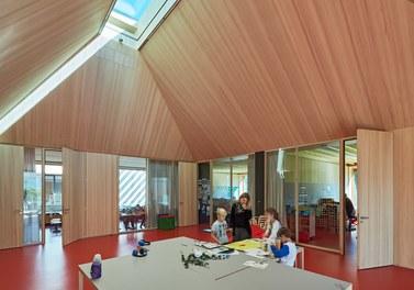 Primary School Höchst - class room