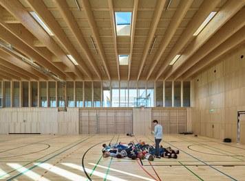 Primary School Höchst - gymnasium