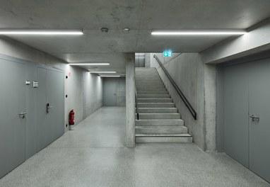 Primary School Höchst - staircase
