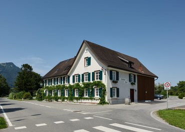 Gasthaus Stern - view from street