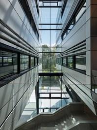 Headquarter Doppelmayr Landscape Architecture - landscape architecture