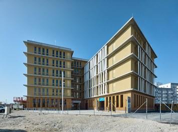 Office Building Aspern - general view