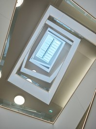 Office Building Aspern - atrium