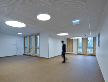 Office Building Aspern - corridor