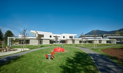 Kindergarten Elsbethen - general view