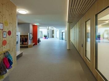 Kindergarten Elsbethen - hall