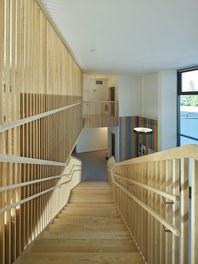 Kindergarten Elsbethen - staircase