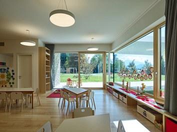 Kindergarten Elsbethen - class room