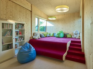 Kindergarten Elsbethen - library
