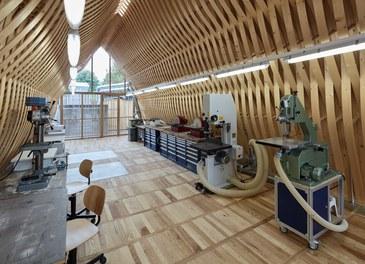 Modellbauwerkstatt - work shop