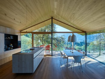 Residence D - kitchen