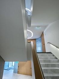 City Hall Herzogenburg - staircase