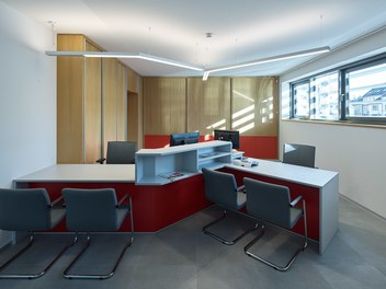 City Hall Herzogenburg - office