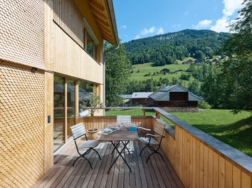 Försterhaus - balcony