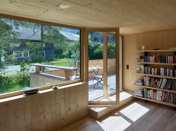 Försterhaus - living room