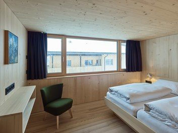 Försterhaus - bedroom