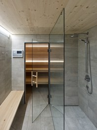Försterhaus - sauna