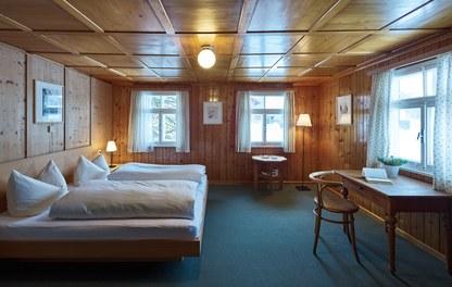 Försterhaus - original bedroom
