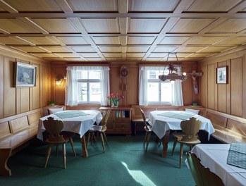 Försterhaus - original living room