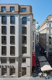 Residential Complex Korb Etagen - east facade