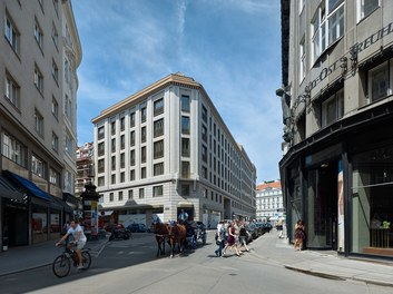 Residential Complex Korb Etagen - urban-planning context