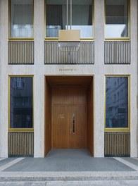 Residential Complex Korb Etagen - entrance