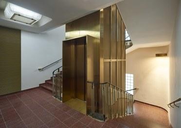 Residential Complex Korb Etagen - staircase