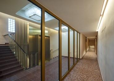 Residential Complex Korb Etagen - corridor