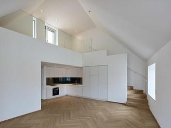Residential Complex Korb Etagen - living-dining room