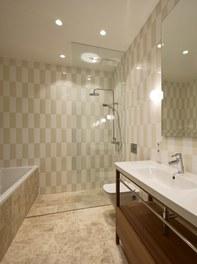 Residential Complex Korb Etagen - bathroom