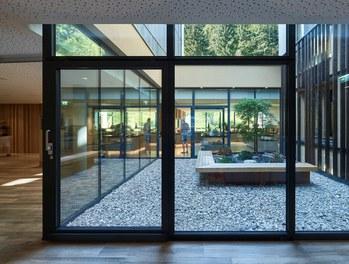 Hotel Waldhof - atrium