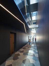 Hotel Waldhof - corridor