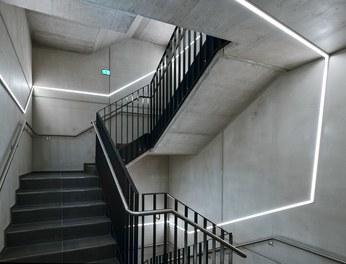 Hotel Waldhof - staircase