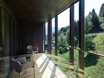 Hotel Waldhof - balcony