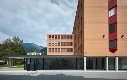 Headquarter Getzner - porter´s lodge