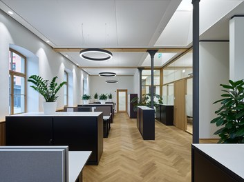 Headquarter Getzner - office