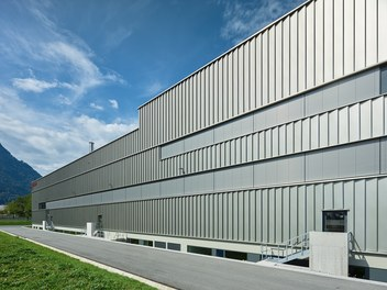 Headquarter Getzner - production site