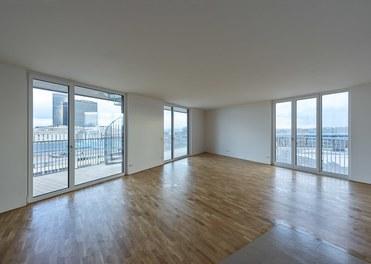 Housing Complex Anton - living-dining room