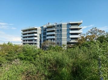 Housing Complex Anton - north facade