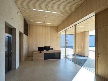 Headquarter Wibeba - lobby