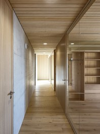 Headquarter Wibeba - corridor