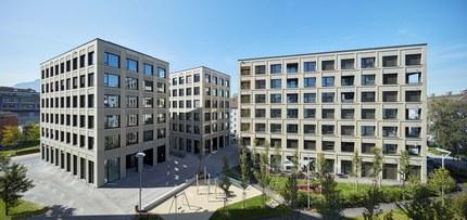 Stadtwerk West - general view
