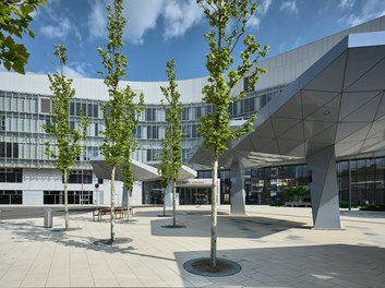Hospital Krankenhaus Nord - approach