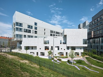 Hospital Krankenhaus Nord - kindergarten