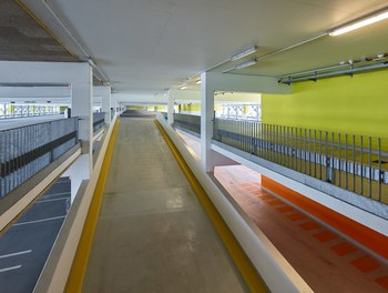 Hospital Krankenhaus Nord - parking garage