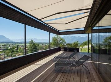 Residence JD - terrace