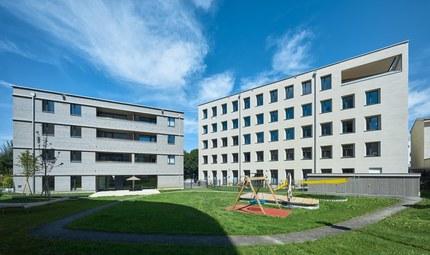 Katholisches Kompetenzzentrum Herrnau - view from southeast