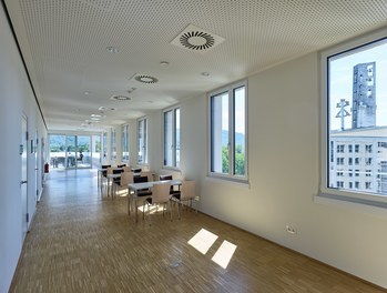 Katholisches Kompetenzzentrum Herrnau - corridor