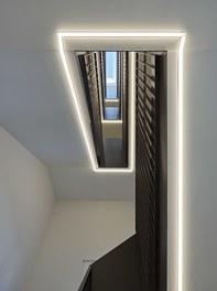 Katholisches Kompetenzzentrum Herrnau - staircase